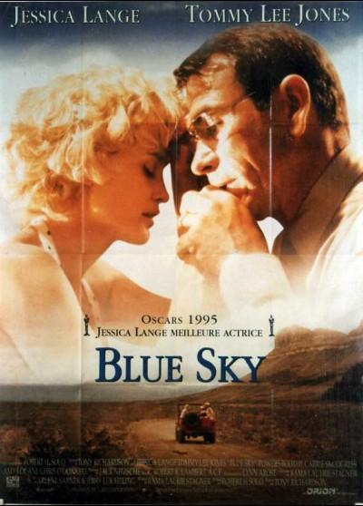 affiche du film BLUE SKY