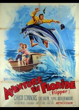 affiche du film AVENTURE EN FLORIDE
