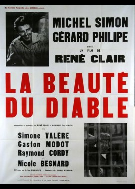 BEAUTE DU DIABLE (LA) movie poster