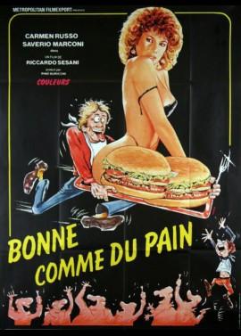 affiche du film BONNE COMME DU PAIN