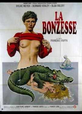 affiche du film BONZESSE (LA)