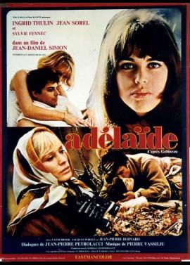 affiche du film ADELAIDE
