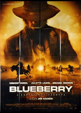 BLUEBERRY / RENEGADE movie poster
