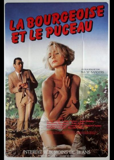 BOURGEOISE ET LE PUCEAU (LA) movie poster
