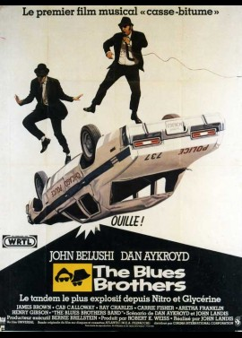 BLUES BROTHERS (THE) movie poster