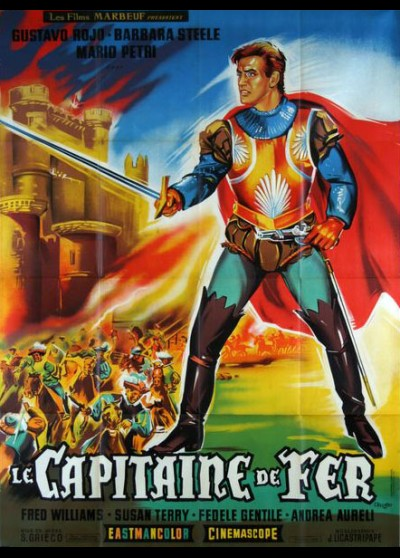 CAPITANO DI FERRO (IL) movie poster