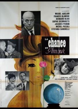 affiche du film CHANCE ET L'AMOUR (LA)