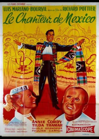 CHANTEUR DE MEXICO (LE) movie poster