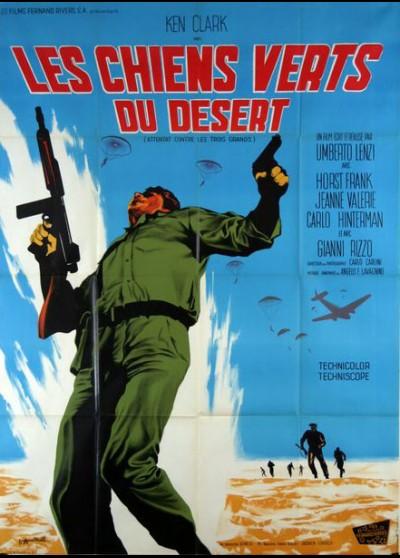 ATTENTATO AI TRE GRANDI movie poster