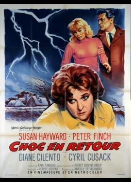 affiche du film CHOC EN RETOUR