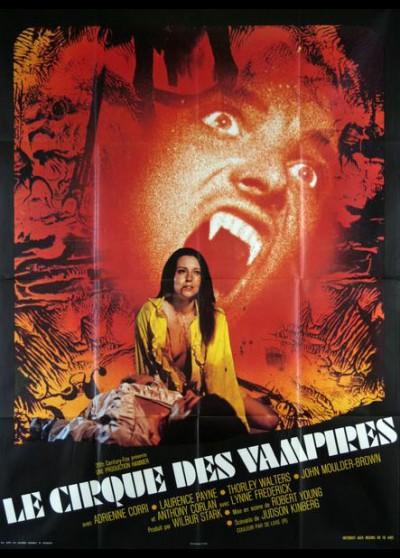 affiche du film CIRQUE DES VAMPIRES (LE)