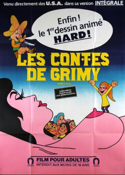 GRIMY'S TALE movie poster