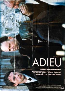 ADIEU movie poster