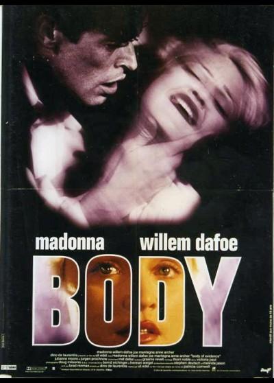 affiche du film BODY