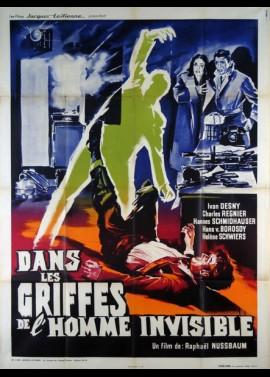 UNSICHTBARE (DER) movie poster