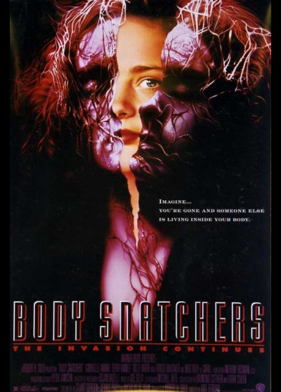 affiche du film BODY SNATCHERS