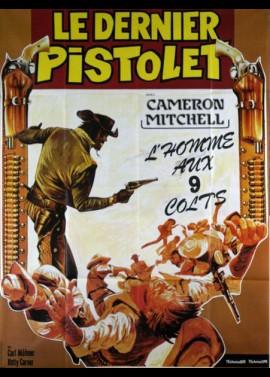 affiche du film DERNIER PISTOLET (LE)