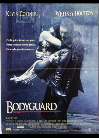 BODYGUARD (THE) movie poster