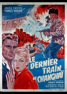 APOCALISSE SUL FIUME GIALLO movie poster