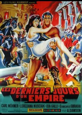 CROLLO DI ROMA (IL) movie poster