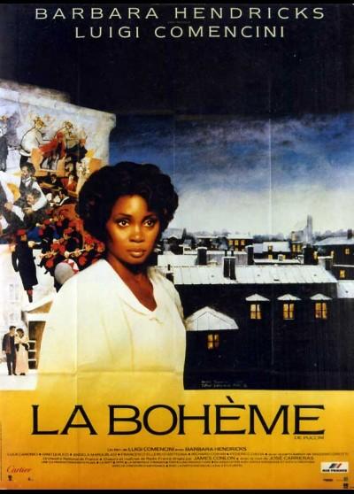 BOHEME (LA) movie poster