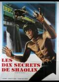 DIX SECRETS DE SHAOLIN (LES)