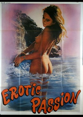 affiche du film EROTIC PASSION