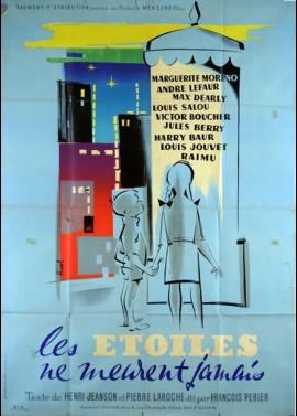 affiche du film ETOILES NE MEURENT JAMAIS (LES)
