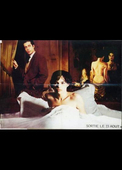 affiche du film BOIS NOIRS (LES)