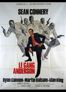 ANDERSON TAPE (THE) movie poster