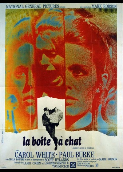 affiche du film BOITE A CHAT (LA)