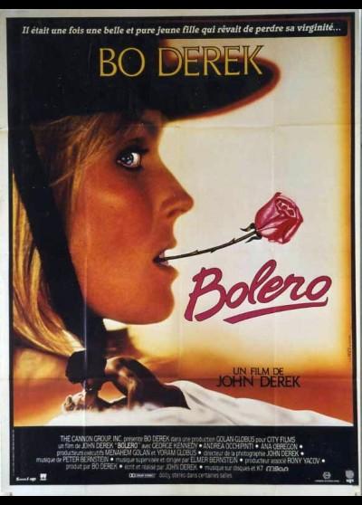 BOLERO movie poster
