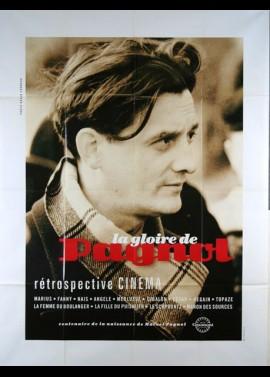 GLOIRE DE PAGNOL (LA) movie poster