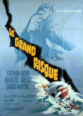 BIG GAMBLE (THE) movie poster
