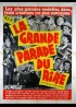 BIG PARADE OF COMEDY (THE) movie poster