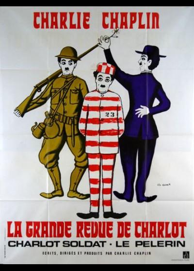 CHAPLIN REVUE (THE) movie poster