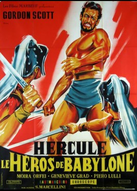EROE DI BABILONIA (L') movie poster