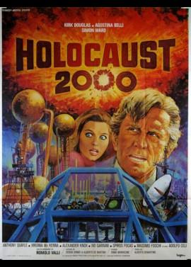 HOLOCAUST 2000 movie poster