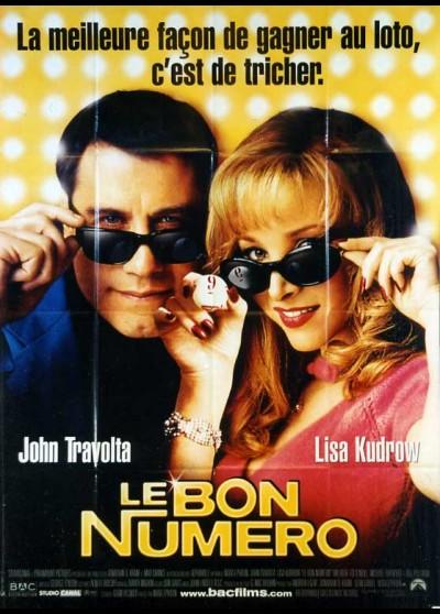 affiche du film BON NUMERO (LE)