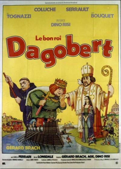 affiche du film BON ROI DAGOBERT (LE)