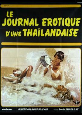 JOURNAL EROTIQUE D'UNE THAILANDAISE (LE) movie poster