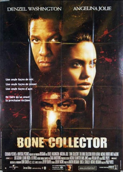 BONE COLLECTOR (THE) movie poster