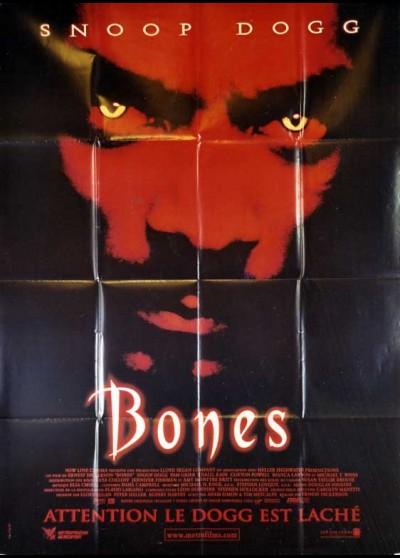 affiche du film BONES