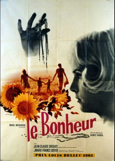 affiche du film BONHEUR (LE)