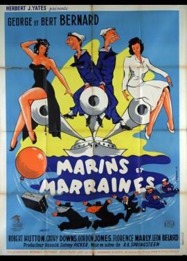 MARINS ET MARRAINES movie poster