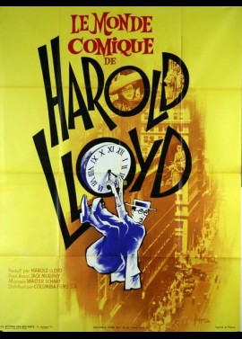 WORLD OF COMEDY / HAROLD LLOYD'S WORLD OF COMEDY movie poster