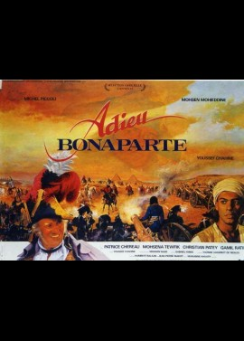 ADIEU BONAPARTE movie poster
