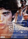 BONJOUR MONSIEUR SHLOMI