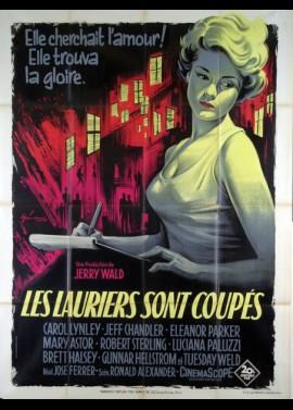 affiche du film LAURIERS SONT COUPES (LES)
