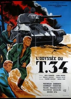 ZHAVORONOK movie poster
